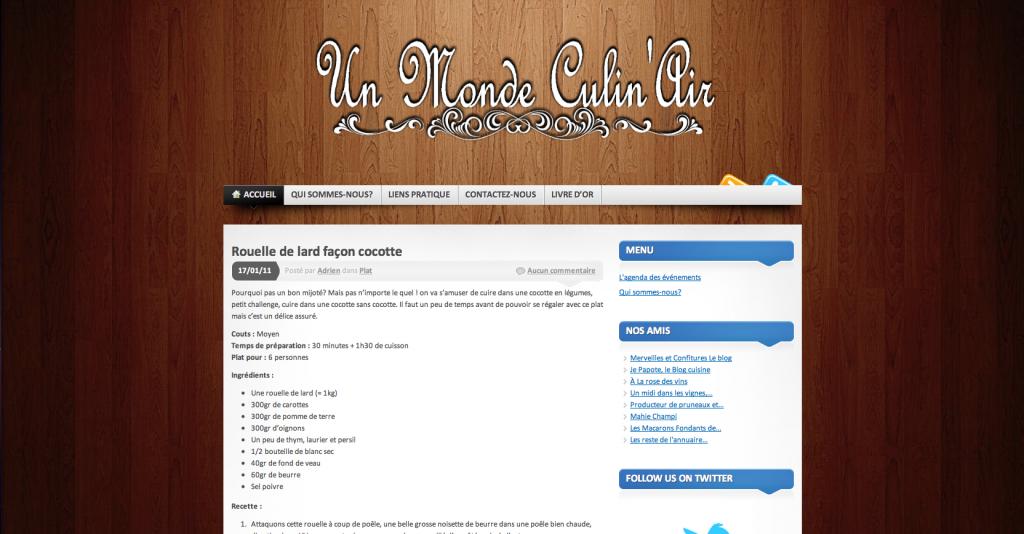 Monde Culinair