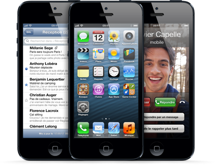 iphone noir app