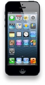 iPhone5 noir