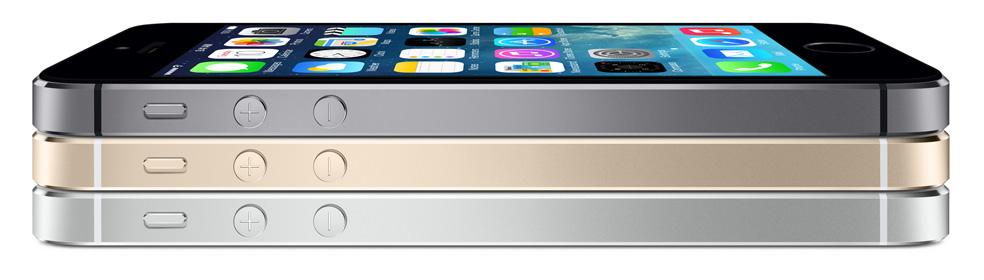iPhones 5S