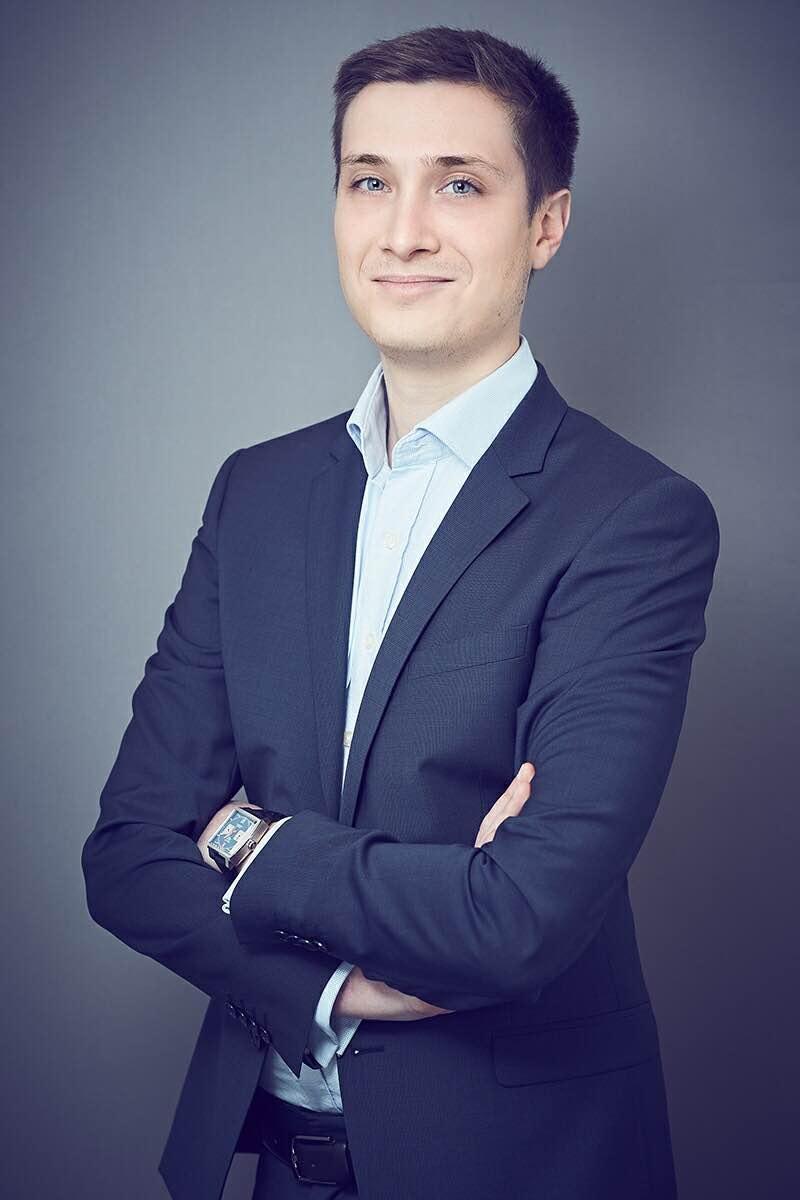Julien Muller - Président EOS Agency
